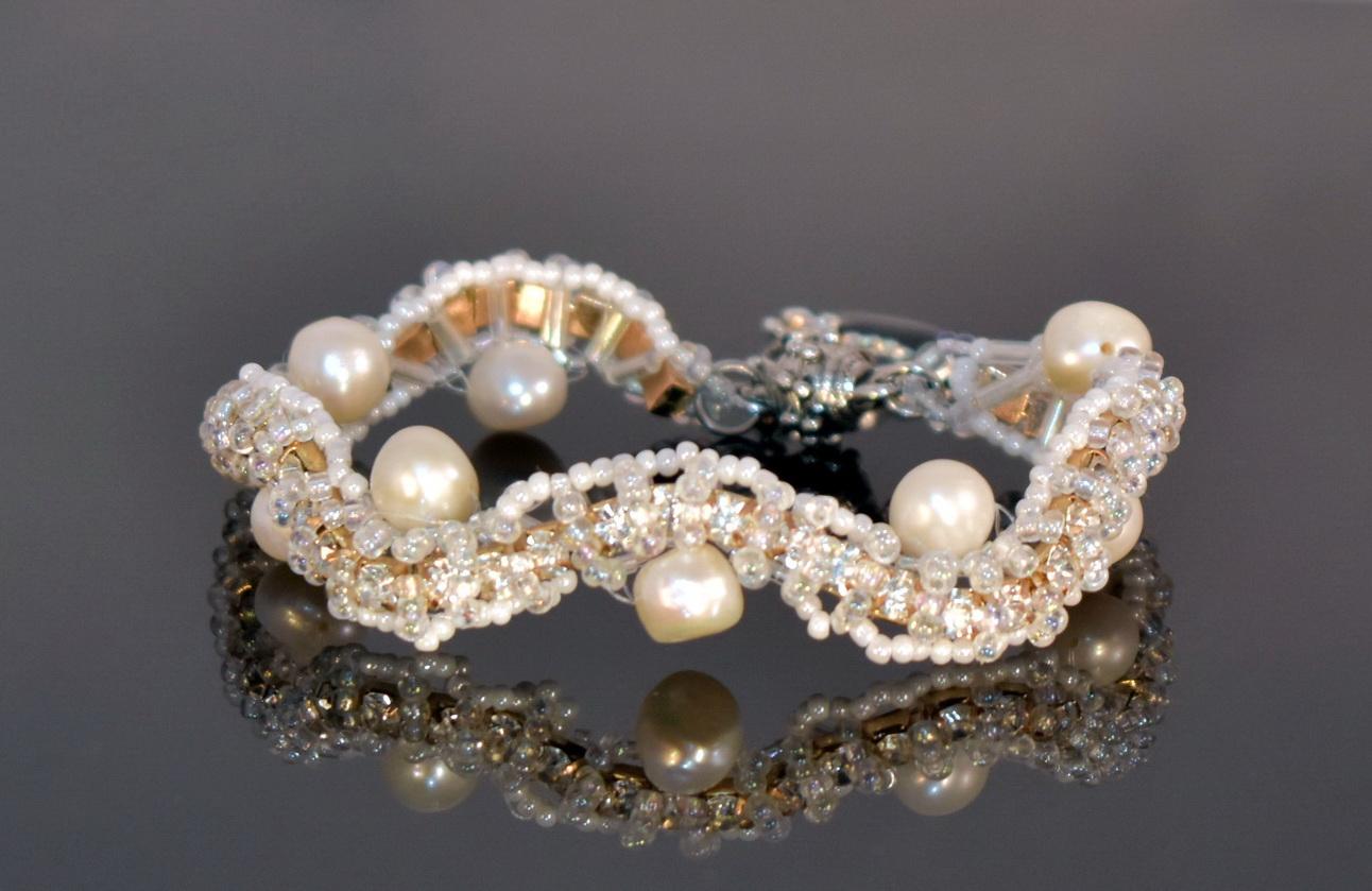 white-bracelet